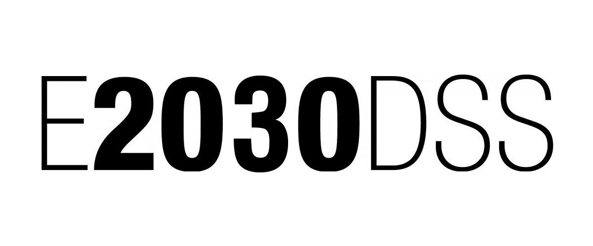 Logo Plan Estratégico E2030DSS