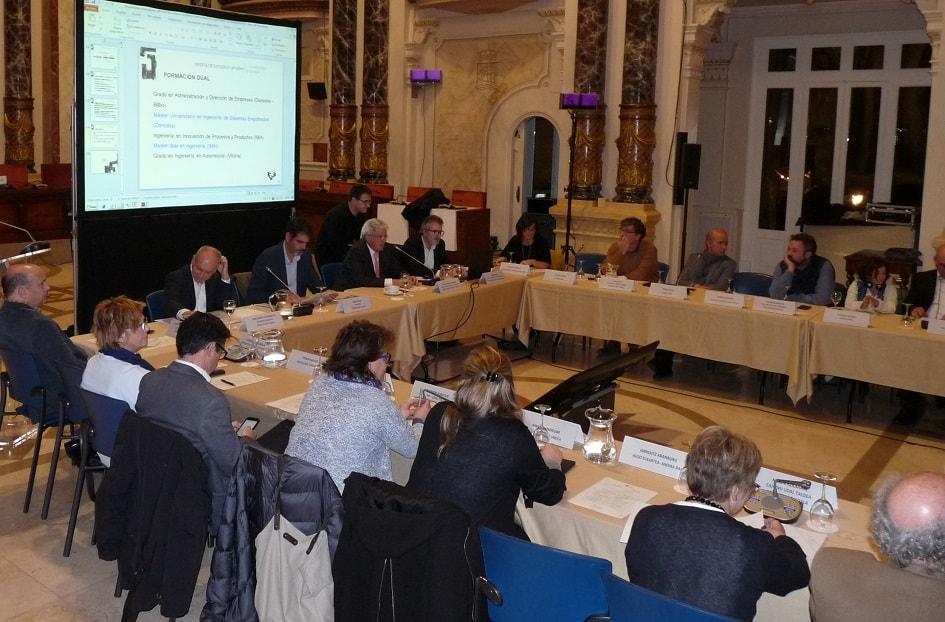 Plenario del Consejo Social