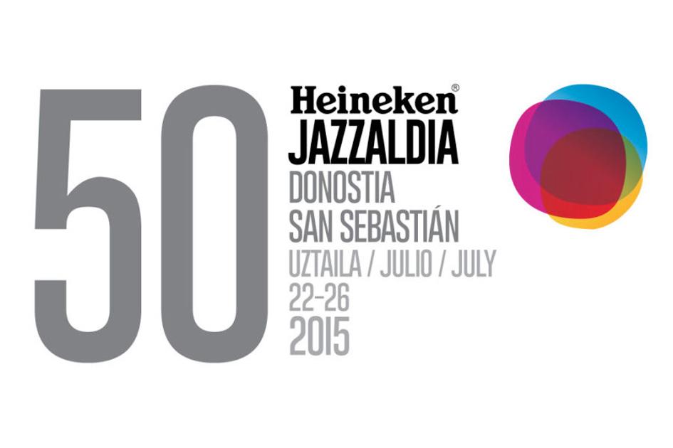 Heineken Jazzaldia. 50 edición del Festival internacional de Jazz
