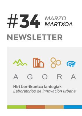 Newsletter Monográfico AGORA 2015 - Nº 34