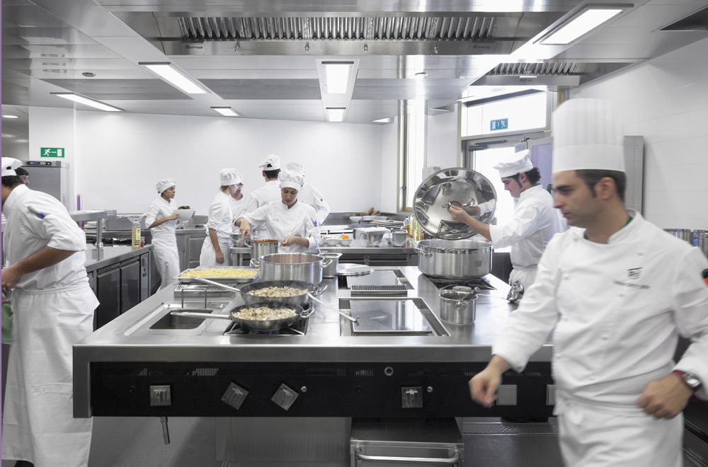 Basque Culinary cocina