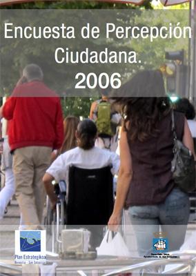 Citizen perception survey. 2006 study