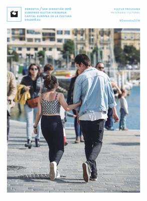Programa cultural Donostia 2016